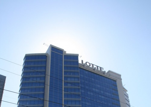 """Lotte Plaza"", Mall and Offices, Moscow, Russia"