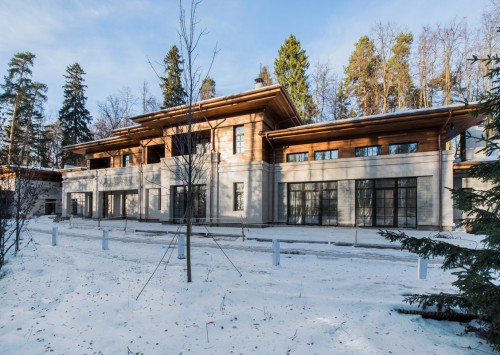 Private residence, Moscow region, Peredelkino